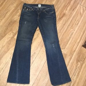 Brand new true religion jeans size 30 flare